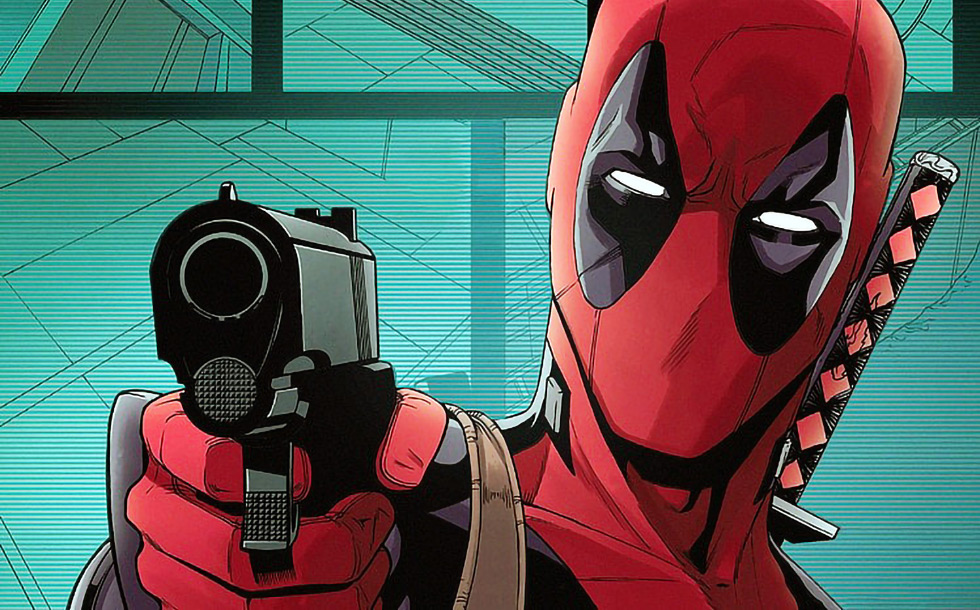 Deadpool, personagem da Marvel